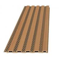 生态木吸音板 再生木吸音板