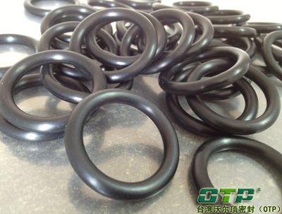 耐磨性强的进口氟素橡胶O型密封圈viton75棕色O型