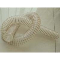 木工钢丝软管/封边机吸尘管/雕刻机吸尘管/pu耐磨环保型吸尘