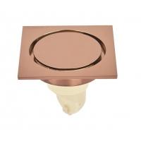 重庆玫瑰金古铜地漏、卫生间厨房淋浴房防臭地漏、重庆防臭地漏
