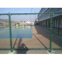 供应曲阳勾花隔离护栏网 定制球场体育场勾花网