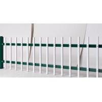 供应机关单位绿化带锌钢草坪护栏 企业直销绿化带锌钢围栏