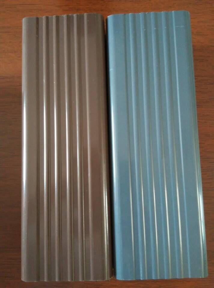5.5 6 7 8 9英寸金属檐槽产品工艺