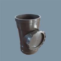 蒂美DMI-PVC落水系统  立管检查口