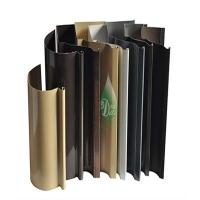 供应 双鸭山 专业定制铝制雨水槽 安装雨水槽需要什么工具