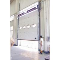 jk-2110型钢质快速堆积门