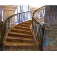 大理石楼梯踏步板,石材楼梯台阶,花岗岩楼梯踏步