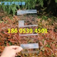 山东1mm采光板1.2mm塑料采光瓦840型高透明波浪瓦