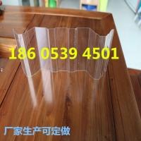 FRP采光瓦1.5mm采光板透明瓦玻璃钢瓦棚亮瓦阳光板阳光房
