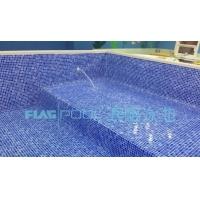 无边际泳池防水胶膜 FLAGPOOL泳池防水装饰胶膜