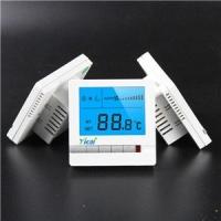亿凯风机盘管液晶温控器 温控面板 温控开关 调速开关 两年质