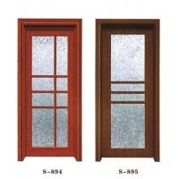 玻璃门系列|巴山木门