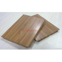 【茂名绿景厂家直销家装版铝方板】木纹铝扣板供货快