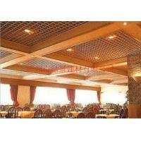 【南宁绿景酒店天花铝格栅】优质木纹铝格栅价格优惠