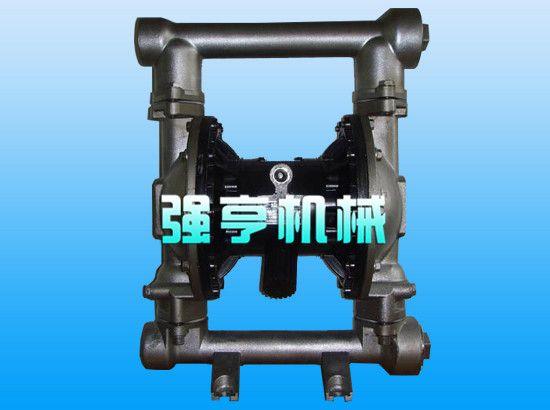 福建强亨不锈钢气动隔膜泵设计先进合理
