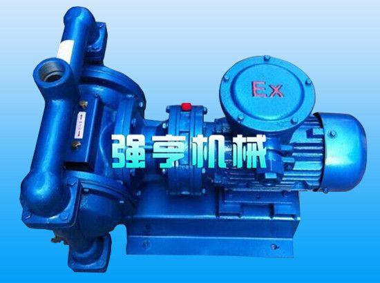 福建强亨电动隔膜泵设计合理经久耐用