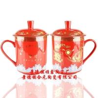 专业生产陶瓷杯,陶瓷茶杯直销