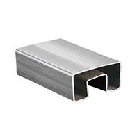 不锈钢门框管,不锈钢扶手管,不锈钢异形管,不锈钢凹槽管