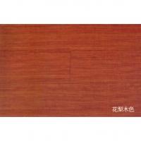 南京生态地板-俊嘉地板-花梨木色