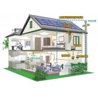 太阳能屋顶光伏发电站