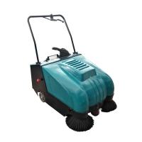 工业用手推式扫地机威德尔CS-800道路清扫垃圾电动扫地机