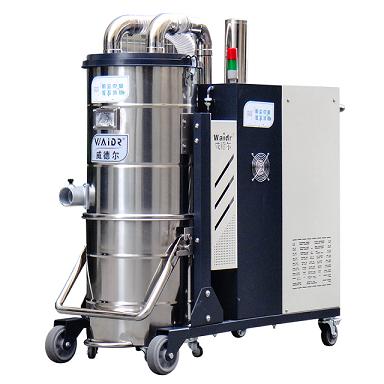 五金打磨吸粉尘长时间工作威德尔三相自动反吹工业吸尘器