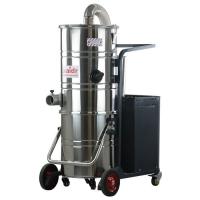 车床吸铁屑铝屑铜渣工业吸尘器威德尔220V大功率上下分离吸尘