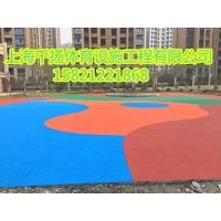 青岛幼儿园塑胶地坪做法,施工,材料