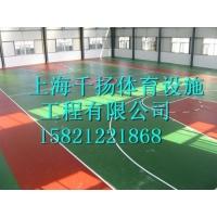 塑胶篮球场,透气式塑胶篮球场,塑胶篮球场承建