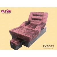 电动按摩床电动沙发足浴沙发足疗沙发昆明足浴沙发ZXB071