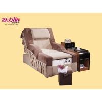 电动沙发电动躺椅电动足疗沙发洗脚床图片洗脚沙发床ZXB039