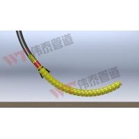 聚氨酯弯曲限制器 j型管中心夹具