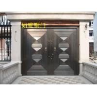 铜扶手生产 品质铜门 部队铜门 会所铜门 售楼处铜门