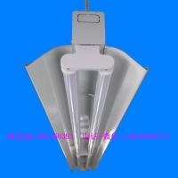 工厂铝合金线槽灯 车库线槽桥架灯 商场LED线槽光带