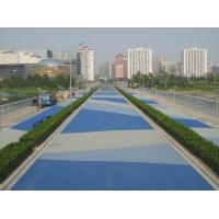 南京彩色防滑路面南京专业施工充电桩专用彩色路面