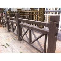 仿木栏杆仿木护栏仿木栅栏仿木围栏