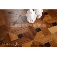 三杉地板(多层实木)-YS3柚木、酸枝木*香栖酸枝