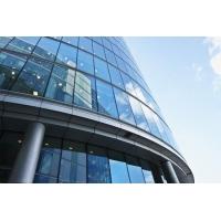 大连强大幕墙玻璃钢化玻璃防火玻璃中空玻璃
