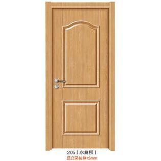 好的福乐森钢木套装门