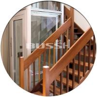 无机房别墅电梯(液压家用电梯)BUSSH家用别墅电梯