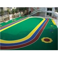 厂家供应安阳地区幼儿园拼装地板