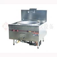 火头军厨房设备-工程炉灶系列-港式大锅灶
