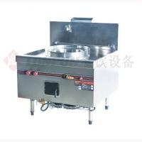 火头军厨房设备-工程炉灶系列-港式单头蒸炉
