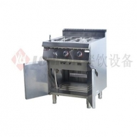 商用厨房设备-西式餐炉系列-西式煮面炉连柜座