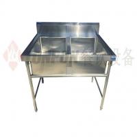 商用厨房设备-洗刷水池系列-双星水池