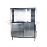 商用厨房设备-消毒碗柜系列-冲孔碗柜