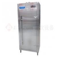 商用厨房设备-消毒碗柜系列-豪华热风循环单门商用消毒柜
