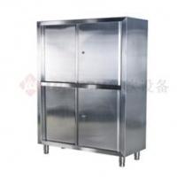 商用厨房设备-消毒碗柜系列-拉门碗柜