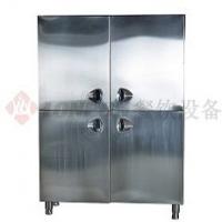 商用厨房设备-消毒碗柜系列-西式敞门碗柜