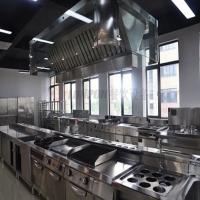 商用厨房设备-油烟处理系列